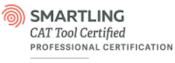 Smartling CAT Tool Certified